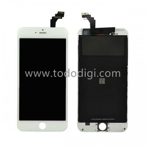 TOUCH + LCD DISPLAY COMPLETO PER APPLE IPHONE 6 PLUS IPHONE6 PLUS 5.5 ORIGINALE BIANCO