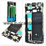COVER CENTRALE MIDDLE FRAME A DISPLAY FRAME PER SAMSUNG GALAXY NOTE4 N910F