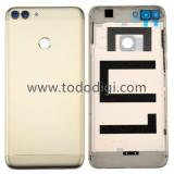 COVER POSTERIORE PER HUAWEI P SMART / ENJOY 7S FIG-L31 ORO