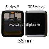 TOUCHSCREEN + DISPLAY LCD DISPLAY COMPLETO (GPS VERSION) PER APPLE WATCH SERIES 3 38mm ORIGINALE