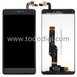DISPLAY LCD + TOUCHSCREEN DISPLAY COMPLETO SENZA FRAME PER XIAOMI REDMI NOTE 4X (ITALY VERSION : XIAOMI REDMI NOTE 4) NERO