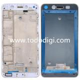 COVER CENTRALE A PER HUAWEI Y5 II 2016 / Y6 II Compact BIANCO