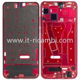 COVER CENTRALE A PER HUAWEI HONOR 8X / HONOR VIEW 10 LITE ROSSO