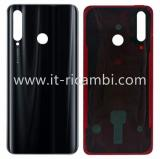 COVER POSTERIORE PER HUAWEI HONOR 20 LITE / HONOR 10i HRY-LX1T NERO