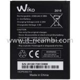 BATTERIA ORIGINALE PER WIKO JERRY 3 / Y60 / TOMMY 3 2610