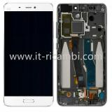 DISPLAY LCD + TOUCHSCREEN DISPLAY COMPLETO + FRAME PER XIAOMI MI5 MI 5 BIANCO ORIGINALE NEW